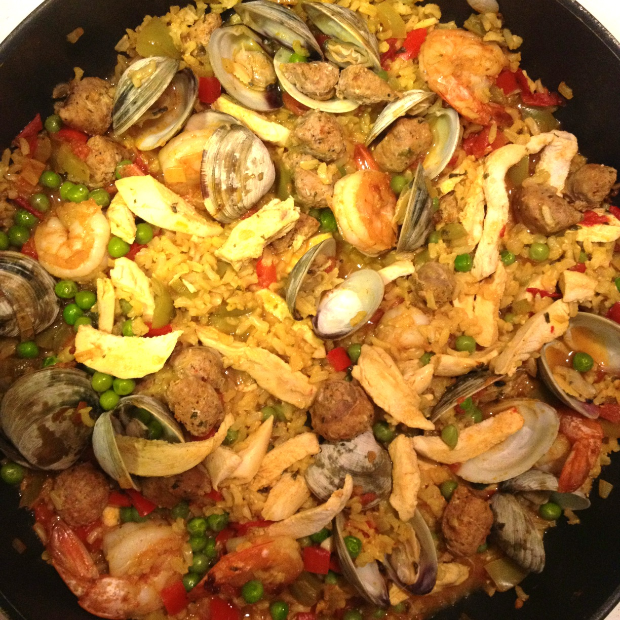 From Scratch: Clean Eating Paella – This Mommy Does